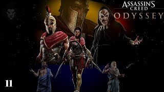 Assassin's Creed Odyssey Kassandra Walkthrough Part 11 - Getting into Trouble