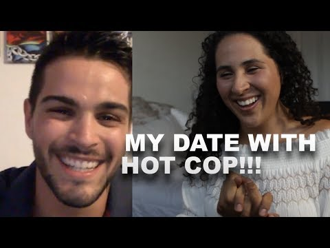 Flirty FaceTime With Hot Cop, Officer Rengering | Our First Date