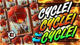 *NEW* STRONGEST FAST CYCLE DECK IS TAKING OVER!! 100% WINS!