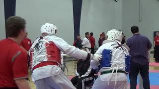 eric sparring