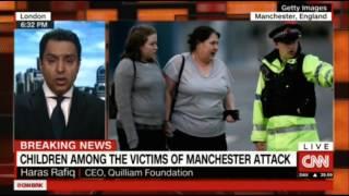 Haras Rafiq on the Manchester Terrorist Attack - CNN