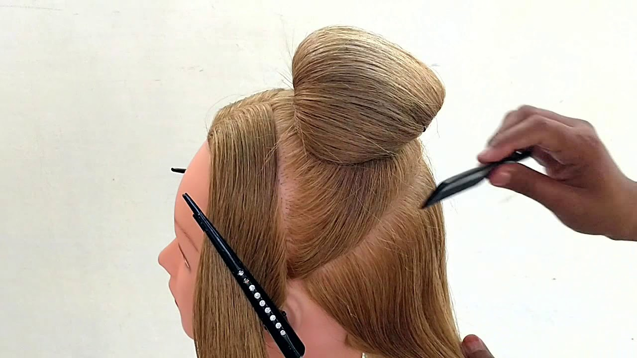 Beautiful High Bun Hairstyles For Natural Hair Hairstyles For