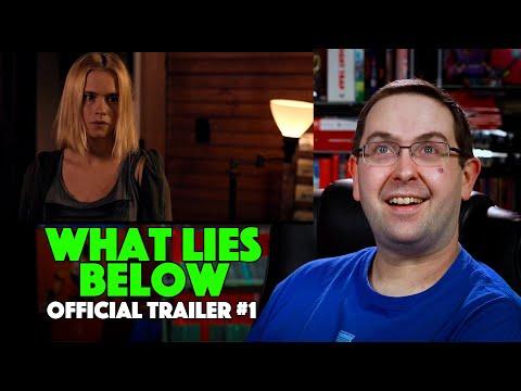 REACTION! What Lies Below Trailer #1 – Mena Suvari Movie 2020