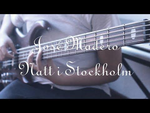 José Madero - Natt i Stockholm (Instrumental Cover & Letra)/Karaoke