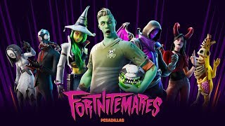 Vídeo de juego de Fortnite: Pesadilla antes de la tempestad 2019