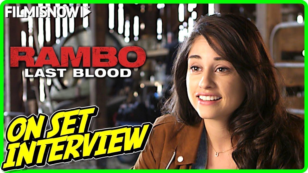 RAMBO: LAST BLOOD | Yvette Monreal