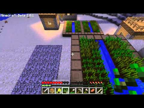 Minecraft Clean Ep.3 - Houses for the Taking