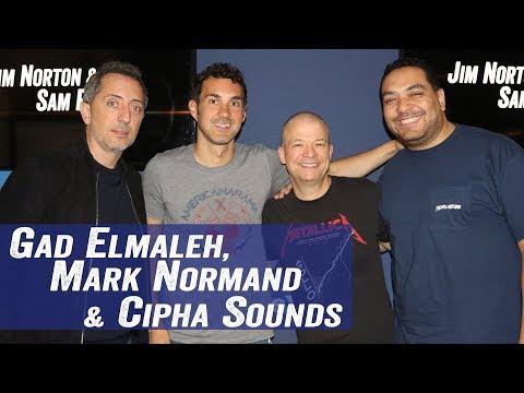 Gad Elmaleh, Mark Normand & Cipha SoundsNorm Macdonald, Dating, Swiss Beatz Birthday