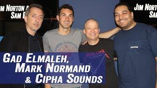 Gad Elmaleh, Mark Normand & Cipha Sounds-Norm Macdonald, Dating, Swiss Beatz Birthday