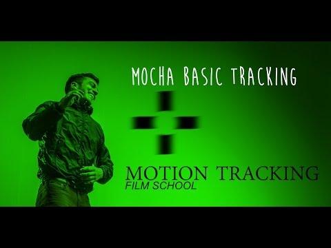 Motion Tracking Tutorial - Mocha Set Extension