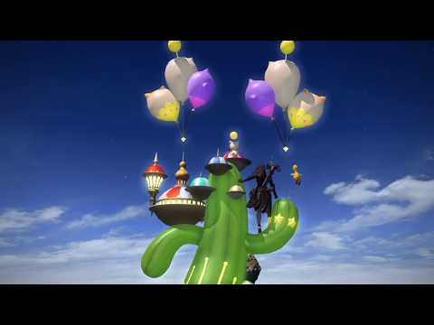Download Ffxiv Mounts From Gold Saucer MP3, MKV, MP4 - Youtube to MP3