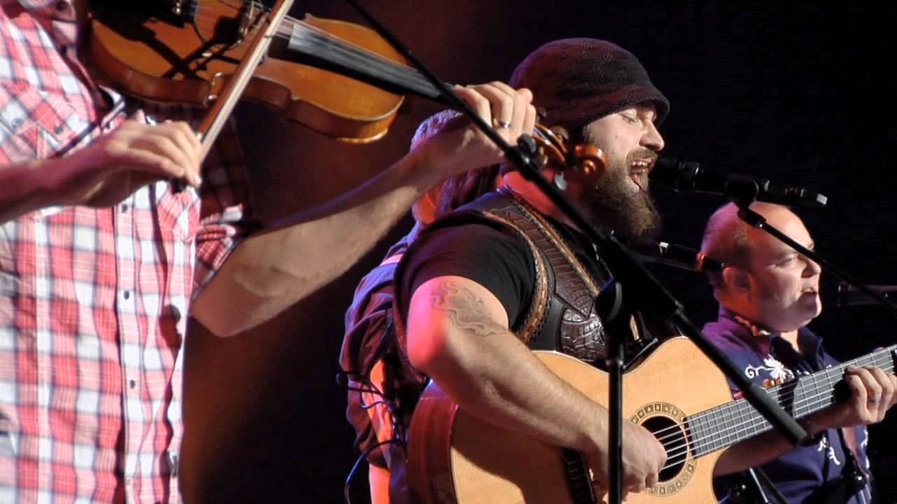 Zac Brown Band Free Official Video Youtube