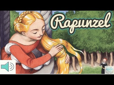 Rapunzel Read ALOUD for Kids - Fairytales and Stories for Children