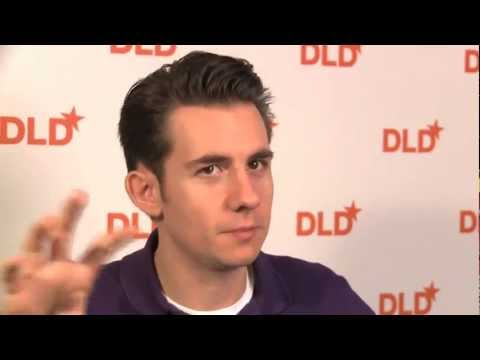 Interview with Rafael Rozendaal (CEO at New Rafael.com) | DLD12