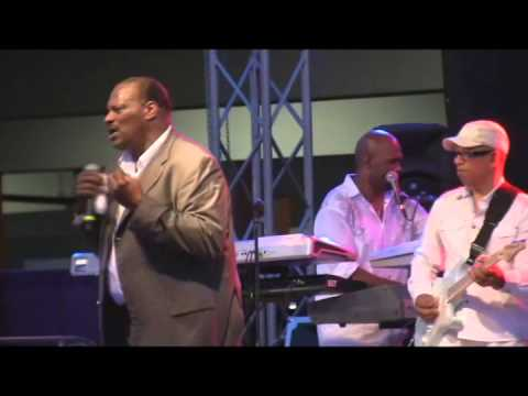 Alexander O'Neal Live @ BHCP 2013 - 'Sunshine' and 'If You Were Here Tonight'