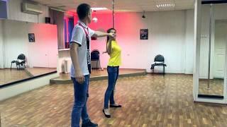 Романтический свадебный танец! За пять уроков