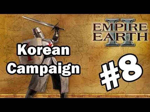 Let's Play Empire Earth II – Korean Campaign – Part 8: Korea United