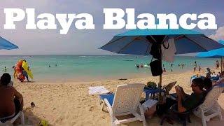 Cartagena, Colombia: Beautiful PLAYA BLANCA (White Beach)