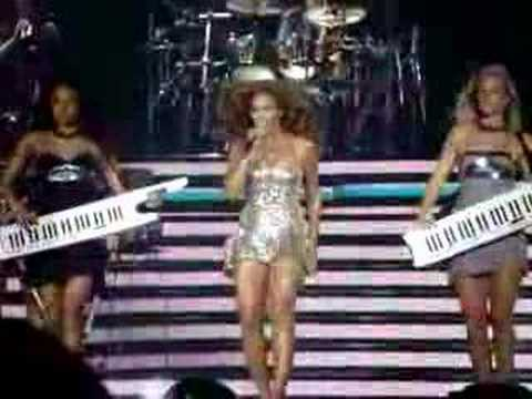 The Beyonce Experience - Green Light