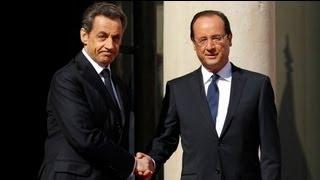 تنصيب فرانسوا هولاند رئيسا لفرنسا