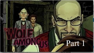 """The Wolf Among Us: Episode 2 """"Smoke and Mirrors"""" - (Part 1) - The Interrogation"""