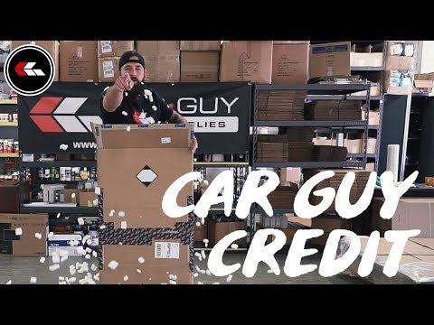 Car Guys Credit Back Program | Save Money Buying Your Auto Detailing Products