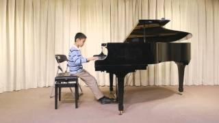 葉庭銨 哈察都量 小奏鳴曲第三樂章