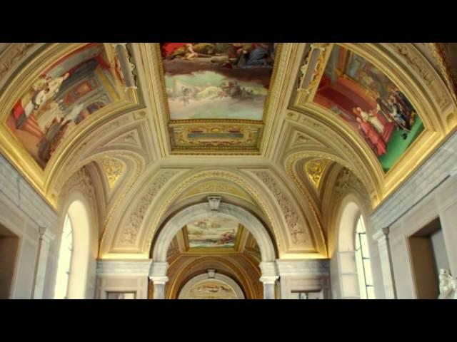 Cantos Gregorianos  _  Puer Natus Est - in troit  _  Museo del Vaticano