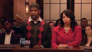 Judge Faith - You Cheated Me Out of My Money; Laptop Catfight (Season 1: Episode #133)
