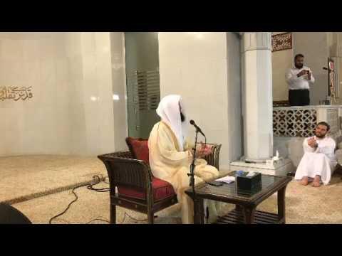 Quest For Paradise   Dubai   9 June 2017   Mufti Menk