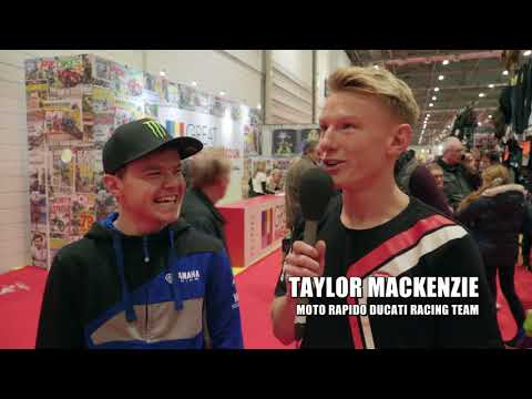 Bennetts British Superbike Championship at the MCN London Motorcycle Show