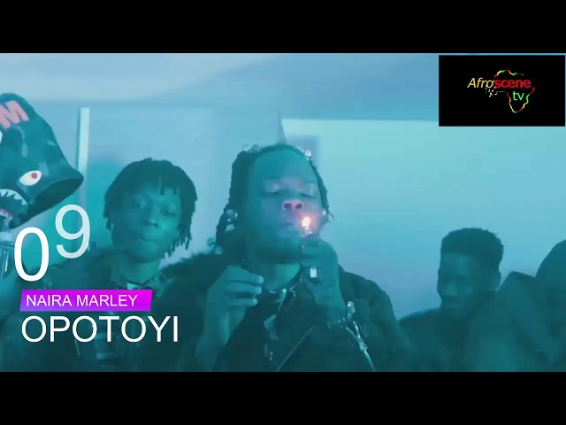 THE  AFROBEATS TOP 10 CHATS - 19 July 2019