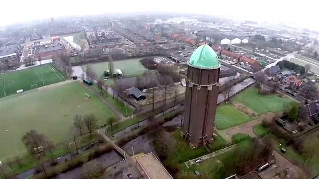 Watertoren Bergambacht Youtube
