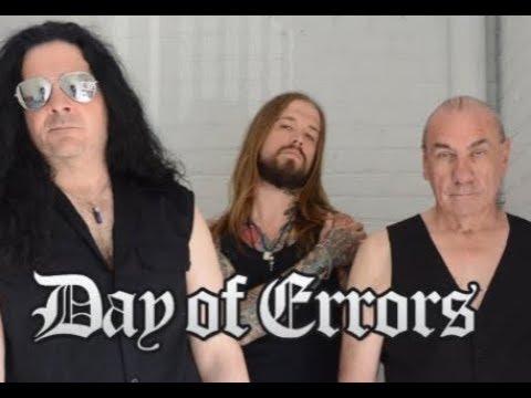 "Day Of Errors feat. ex-Sabbath drummer Bill Ward debuts ""Ghost Train""!"