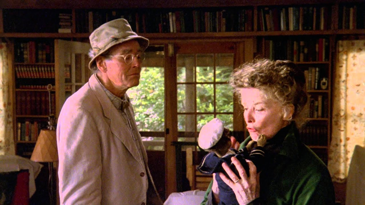 movie analysis on golden pond The loons are back again on golden pond and so are norman thayer, a retired professor, and ethel who have had a summer cottage there since early in their marriage.