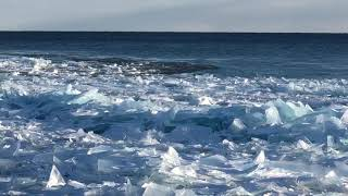 Lake Superior: Ice Sculptures