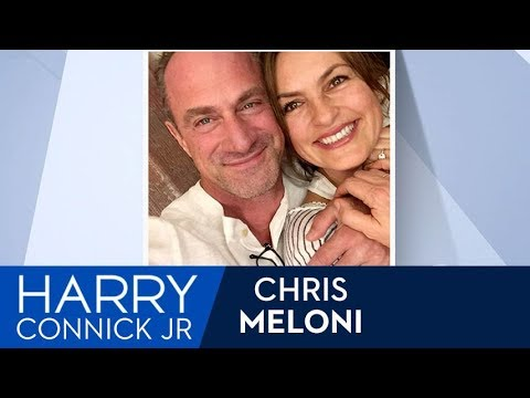 Harry and Chris Meloni Love Mariska Hargitay