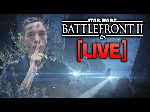 BATTLEFRONT 2 LIVE - Let's kebab some more stormtroopers!