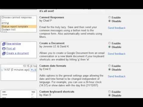 how to open google docs side bar