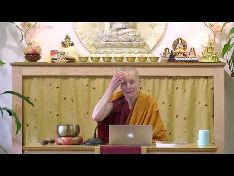 22 Engaging in the Bodhisattva's Deeds: Review of Chapter 1 11-05-20