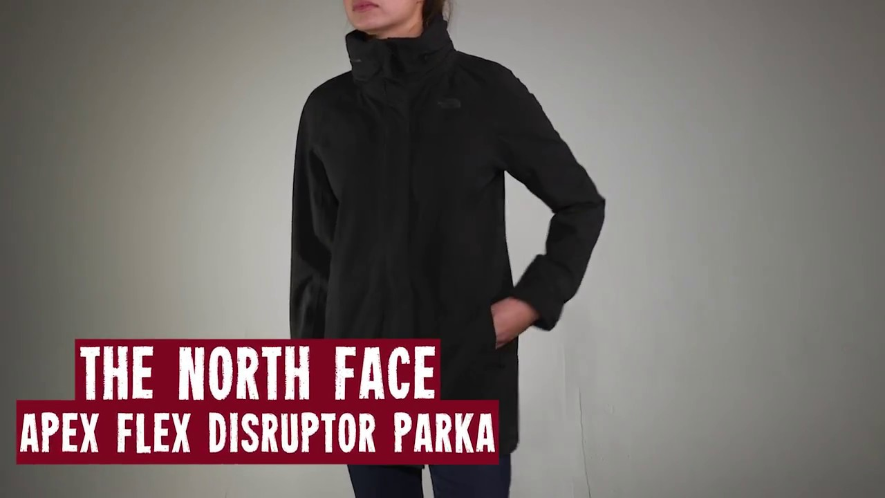 1c41103e212 The North Face Women s Apex Flex Disruptor Parka 2017 Review - YouTube