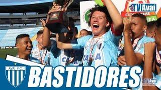 TV Avaí | BASTIDORES | SUB-15 | Final | Avaí 1 x 0 Criciúma