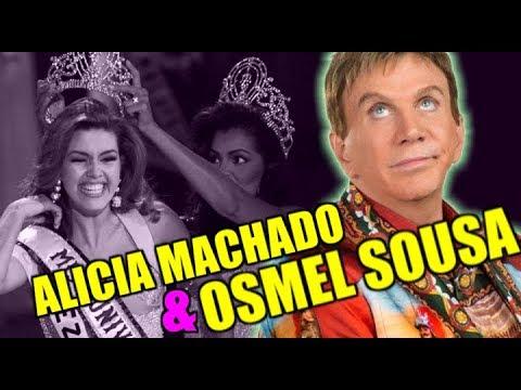 Osmel Sousa & Alicia Machado - Una Historia de Amor