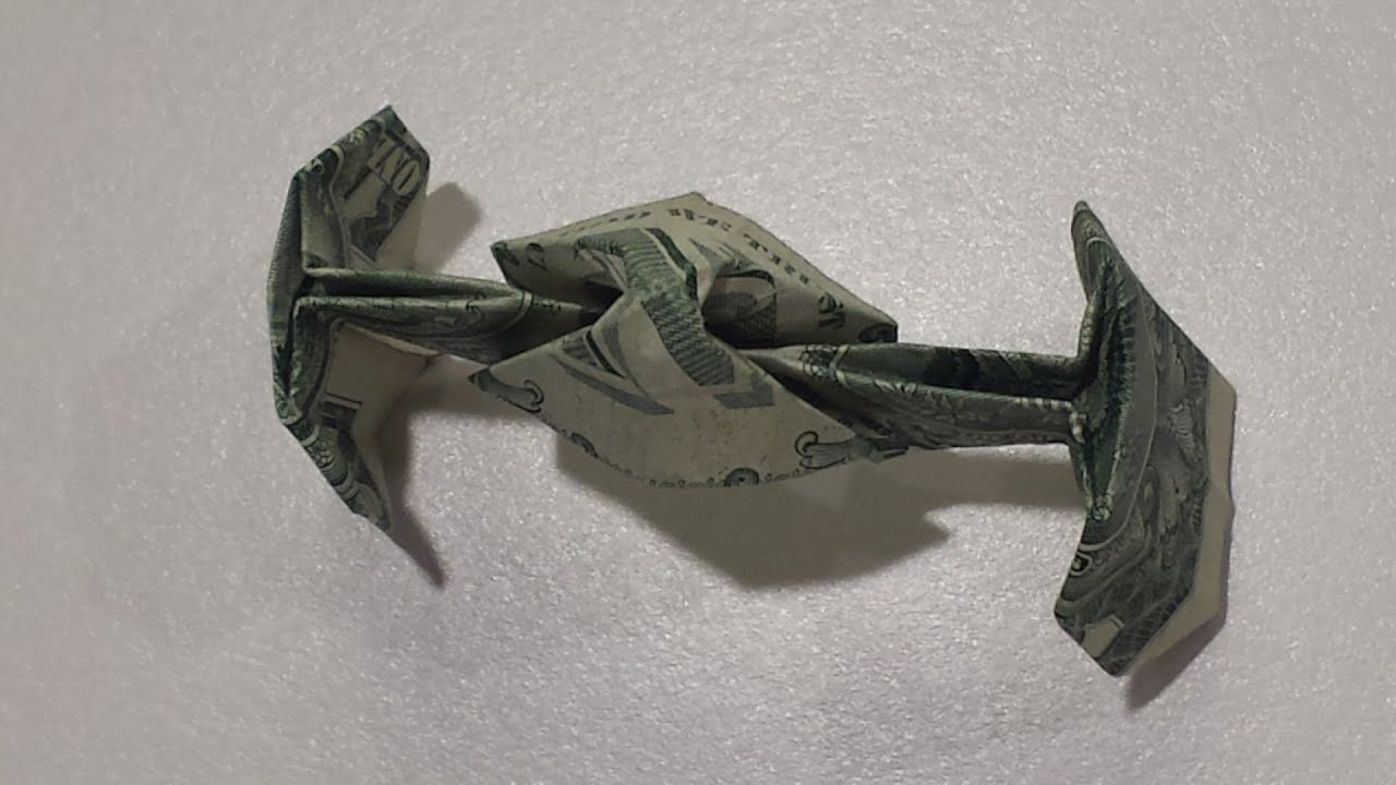 Money Origami Star Wars Instructions