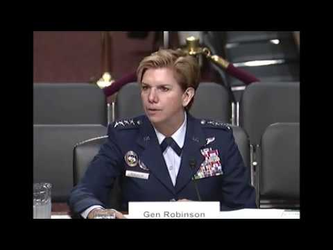 Southcom, Northcom Commanders Testify at SASC Hearing