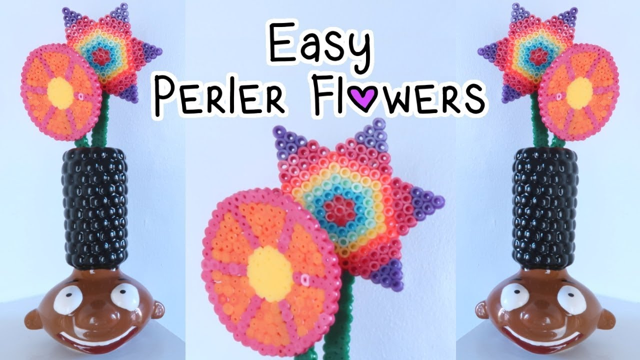 Easy Perler Bead Patterns New Decorating