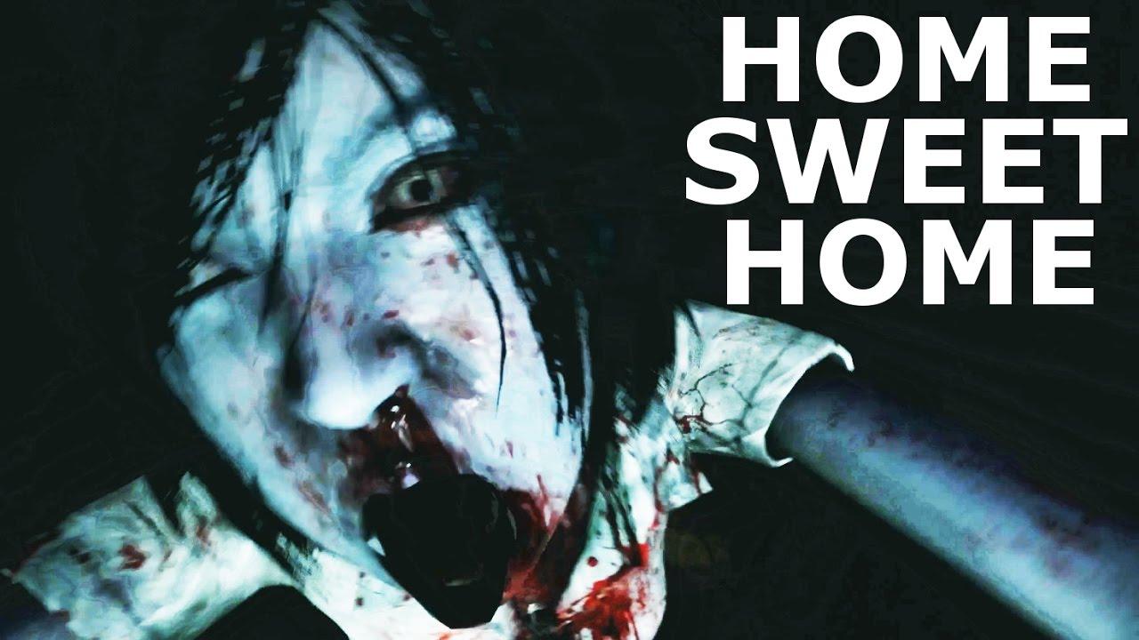 Home Sweet Home Game Horror