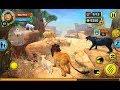 ► Wild Fox Jangle Hunter - WildCraft: Animal Sim Online 3D (Turbo Rocket Games) Android Gameplay