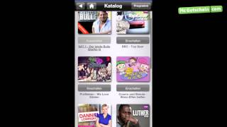 Test: dailyme TV - iOS / Android / Windows Phone