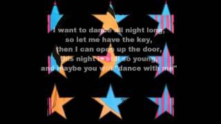 """Claudia T """"Dance With Me"""" (Radio Edit) 1989"""